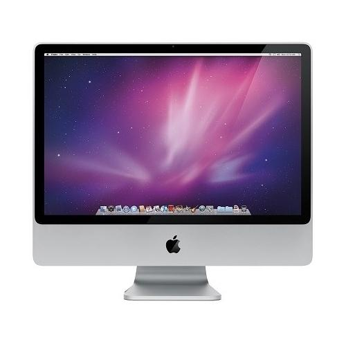 "Apple iMac 20"" Core 2 Duo P7550 2.26GHz All-in-One Computer - 1GB 160GB DVD±RW GeForce 9400M/Cam/OSX (Mid 2009) - B"
