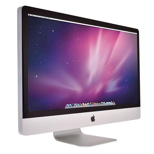 "Apple iMac 24"" Core 2 Duo E8235 2.8GHz All-in-One Computer - 2GB 320GB DVD±RW Radeon HD 2600 PRO/Cam/OSX (Early 2008) -B"