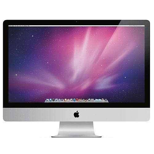 "Used Apple iMac MB398LL/A Aluminum Core 2 Duo E8435 3.06GHz 4GB RAM 500GB HD DVD±RW DL GeForce 8800 GS 24"" AirPort OS X w/Bluetooth"