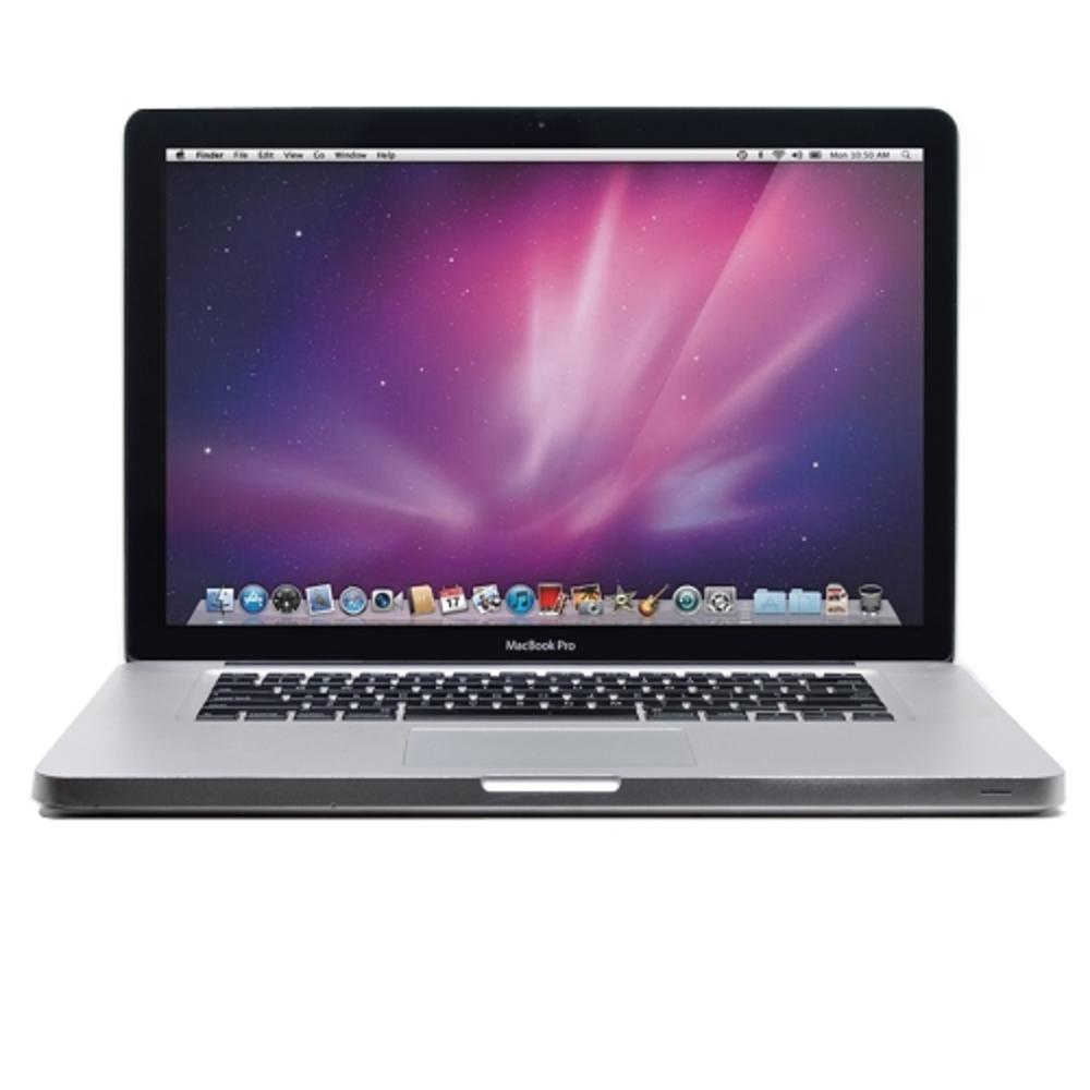 "Used Apple MacBook Pro 17"" MC024LLA Core i7 Dual-Core 2.66 GHz  4GB 500GB DVD±RW GeForce GT 330M"
