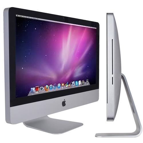 "Apple iMac 27"" Core 2 Duo E7600 3.06GHz All-in-One Computer - 12GB 1TB DVD±RW Radeon HD 4670/Cam/OSX (Late 2009) - B"