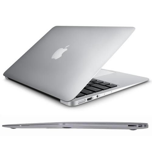 "Apple MacBook Air Core i7-3667U Dual-Core 2.0GHz 8GB 256GB SSD 13.3"" Notebook OS X w/Israeli Keyboard (Mid 2012) - B"