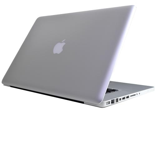 Used like New Apple MacBook Pro MD322LLA Core i7-2760QM Quad-Core 2.4GHz 4GB 500GB DVDRW Radeon HD 6770