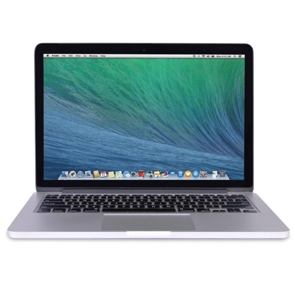 "Used Apple MacBook Pro Retina ME864LL/A 13.3"" Core i5 - 2.4GHz 8GB 256GB  OS X w/Webcam & BT (Late 2013)"