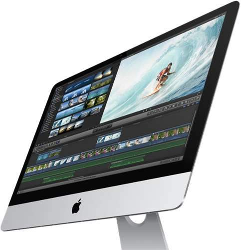 "Used Apple iMac Retina 5K 27"" 5K 3.3GHz Core i5 1TB 8GB MF885LL/A + Warranty 90 days!(Late 2014)"