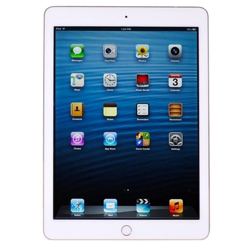 Apple iPad Air 2 with Wi-Fi + Cellular 64GB - White & Silver