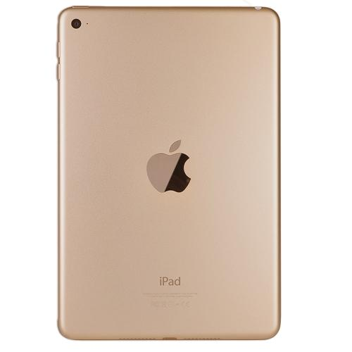 Apple iPad mini 4 with Retina Display & Touch ID Wi-Fi 16GB - White & Gold (4th generation) - Retail Box