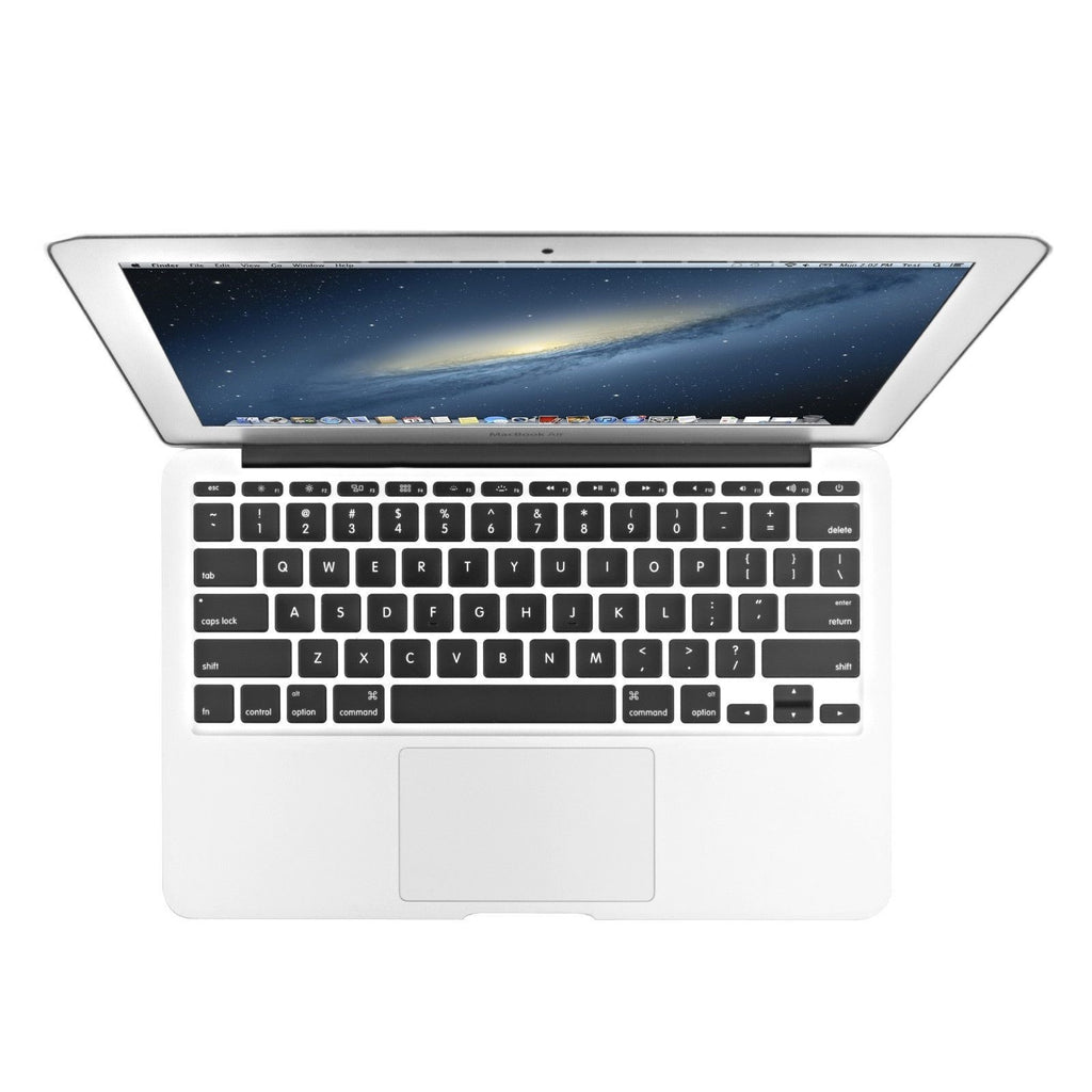 "Used like New Apple MacBook Air MC968LL/A Core i5-2467M Dual-Core 1.6GHz 4GB 128GB SSD 11.6"" Notebook OSX (Mid 2011)"