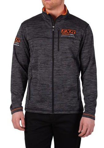 FXR Men's Elevation Tech Zip Up - Race Div