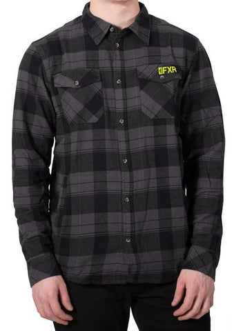 FXR Men's Timber Plaid Shirt