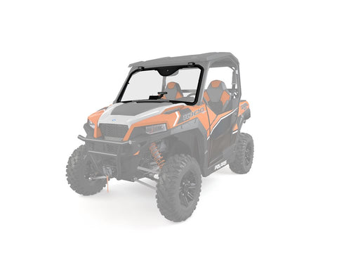 Polaris Tip-Out Glass Windshield