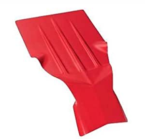 IQ Skid Plate- Red