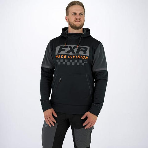 FXR Men's Race Division Tech PO Hoodie