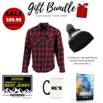 Flannel Gift Bundle - For Him