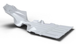 AXYS Ultimate Skid Plate-White