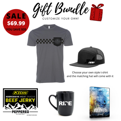 T-Shirt Gift Bundle - For Him