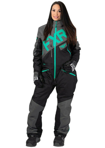 FXR Women's Squadron F.A.S.T Insulated Monosuit