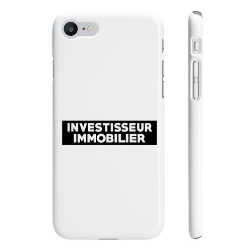 Coque Iphone/Samsung Investisseur Immobilier