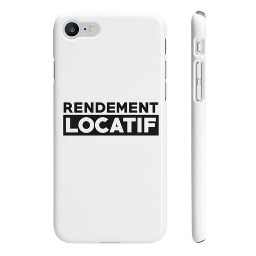 Coque Iphone/Samsung Rendement Locatifs
