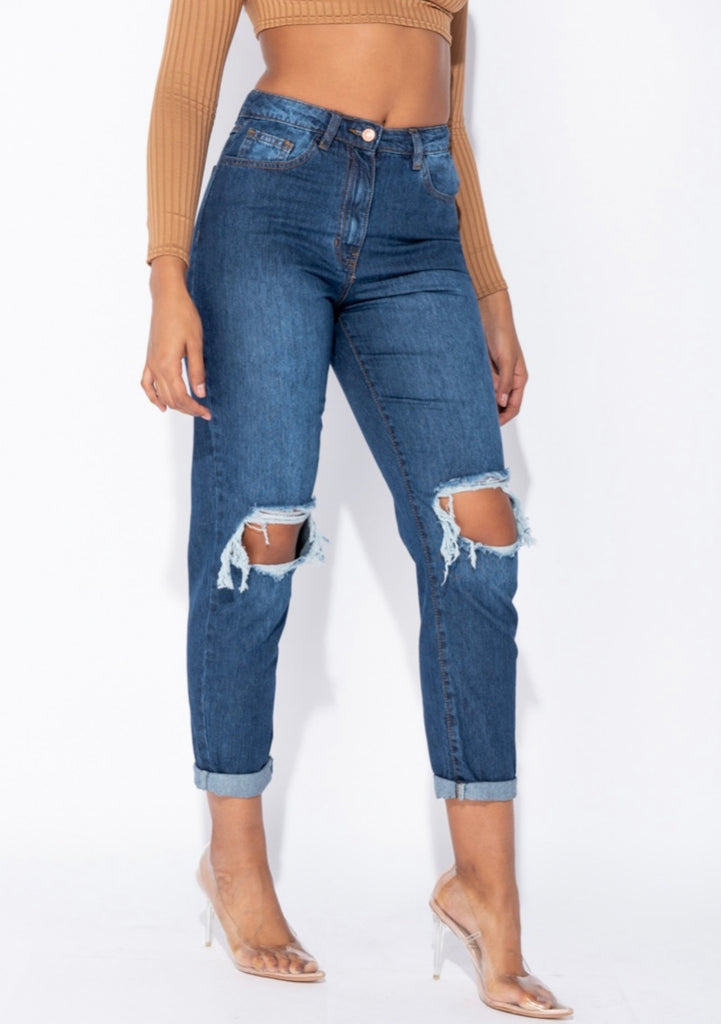 Elisabeth Jeans - Medium Wash
