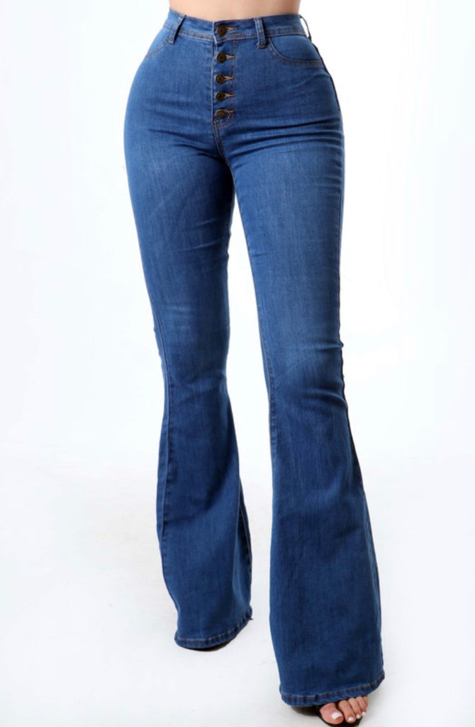 All Mood Jeans - Medium Wash