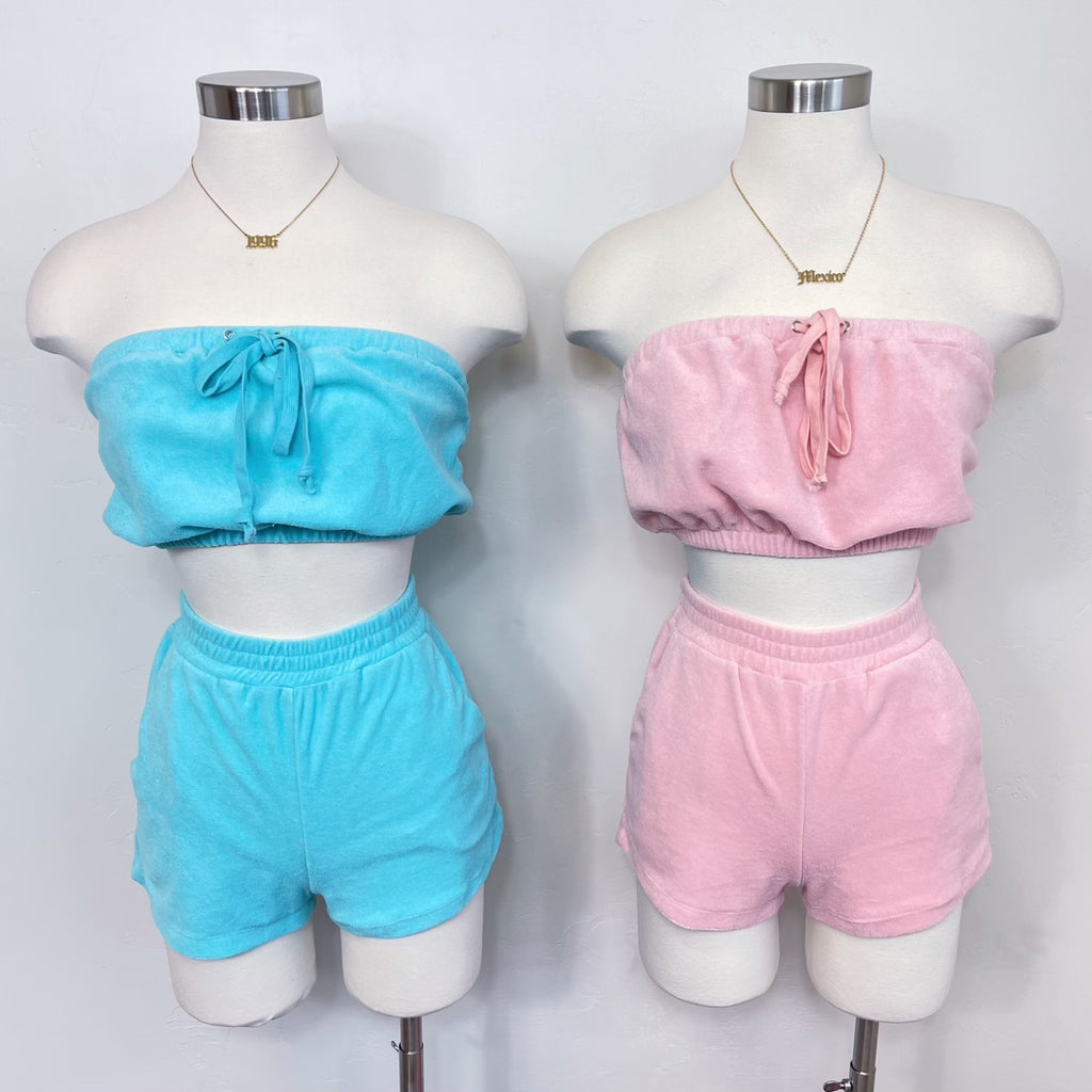 Babycakes Set - Baby Blue