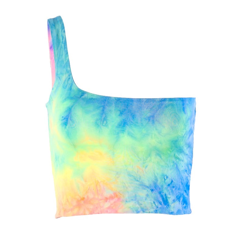 Tie Dye For You Top - Tie Dye