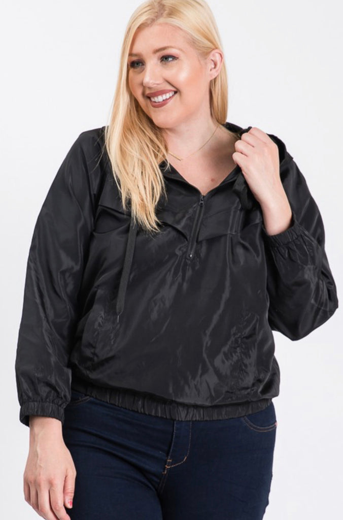 Iliana Jacket - Black