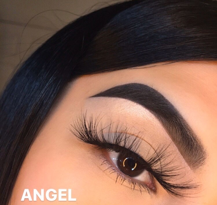 Angel Lashes (25MM)