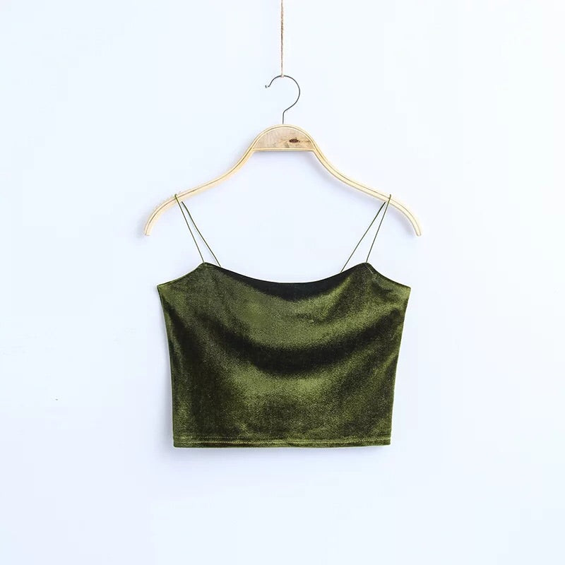 Zariah Top - Olive