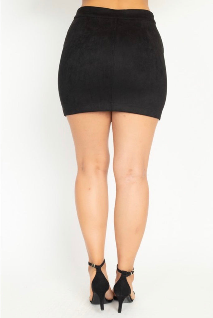 Jenny Skirt - Black