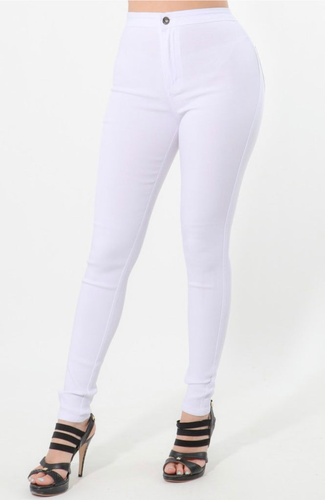 Must Have Jeans - White