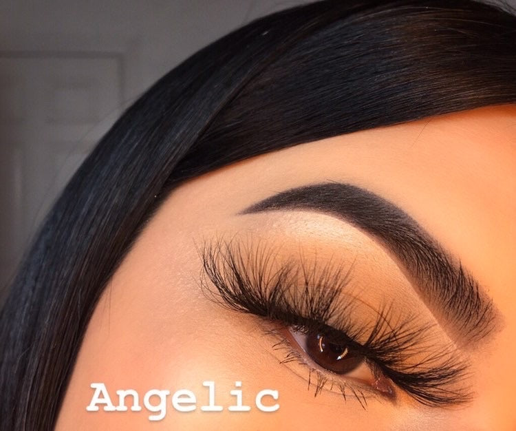 Angelic Lashes (25MM)