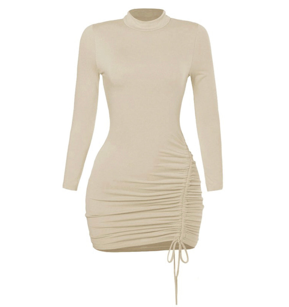 Annette Dress - Beige