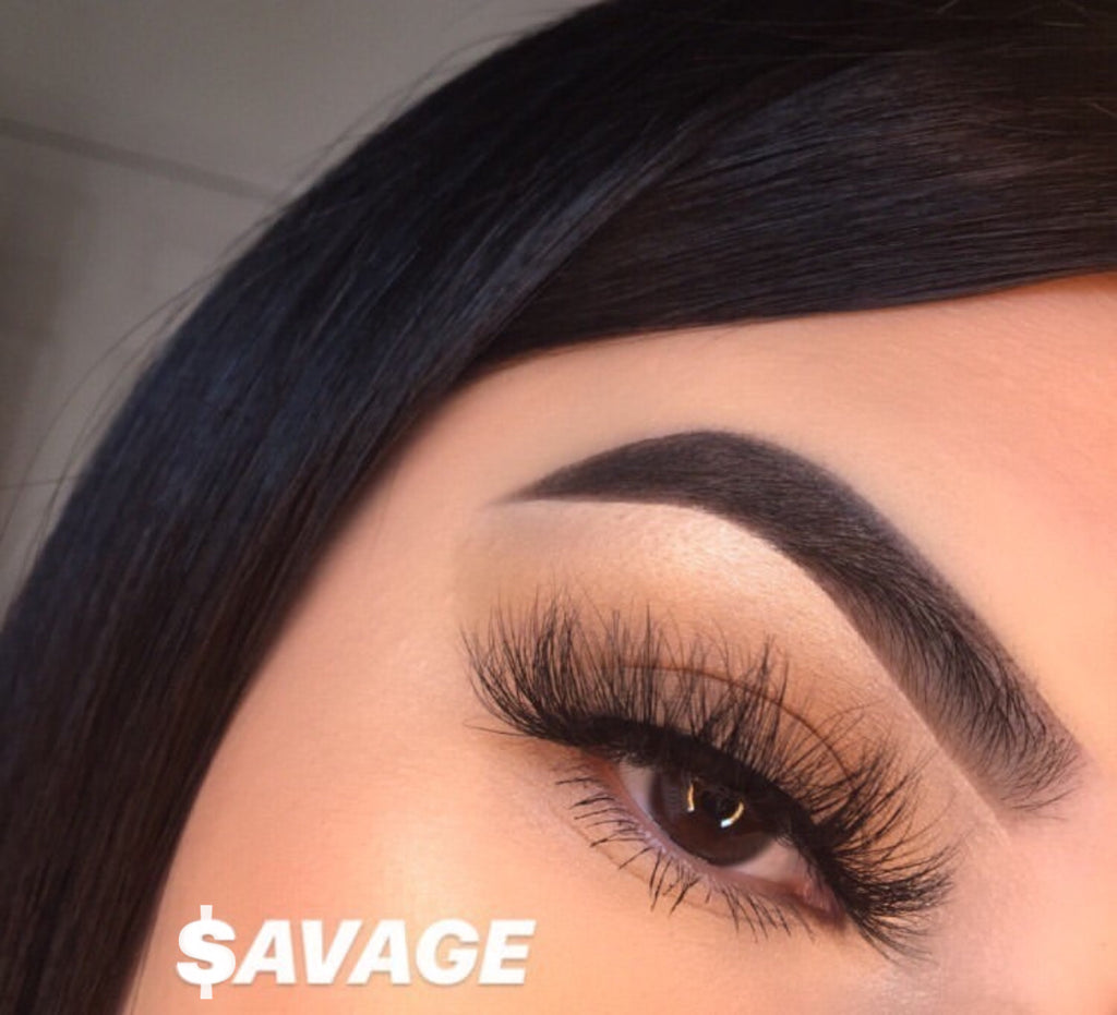 $avage Lashes