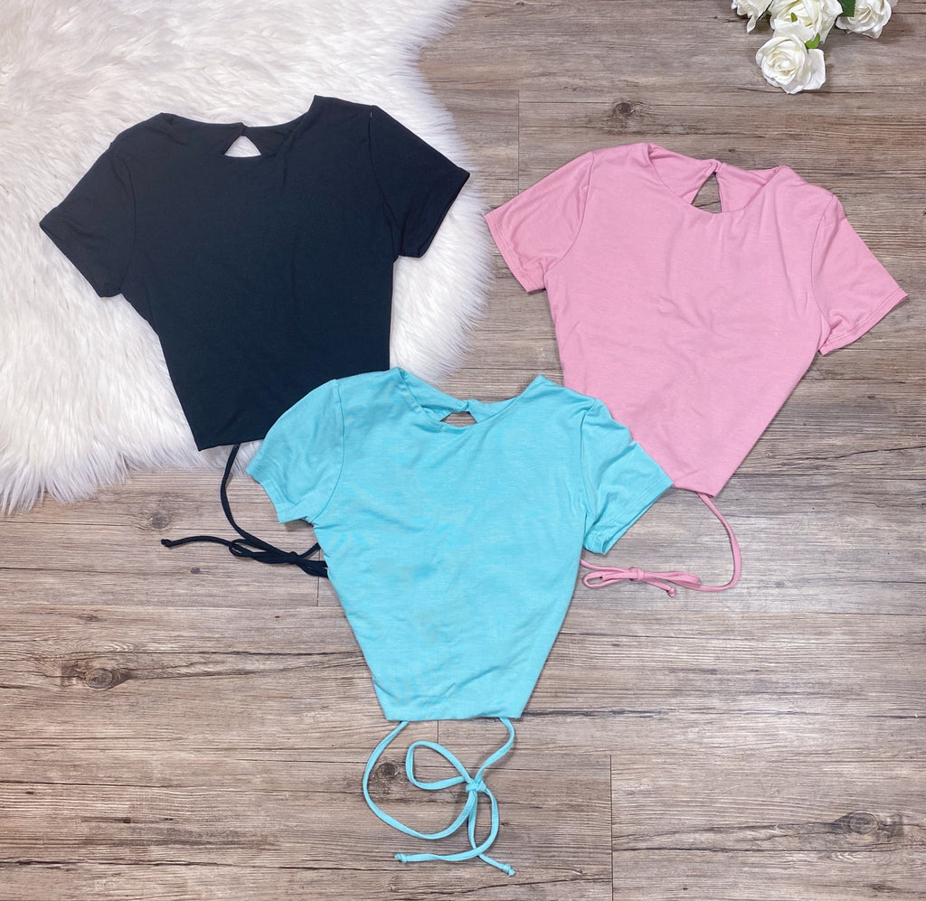 Ryleigh Top - Pink