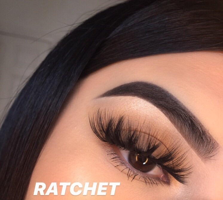 Ratchet Lashes (25MM)