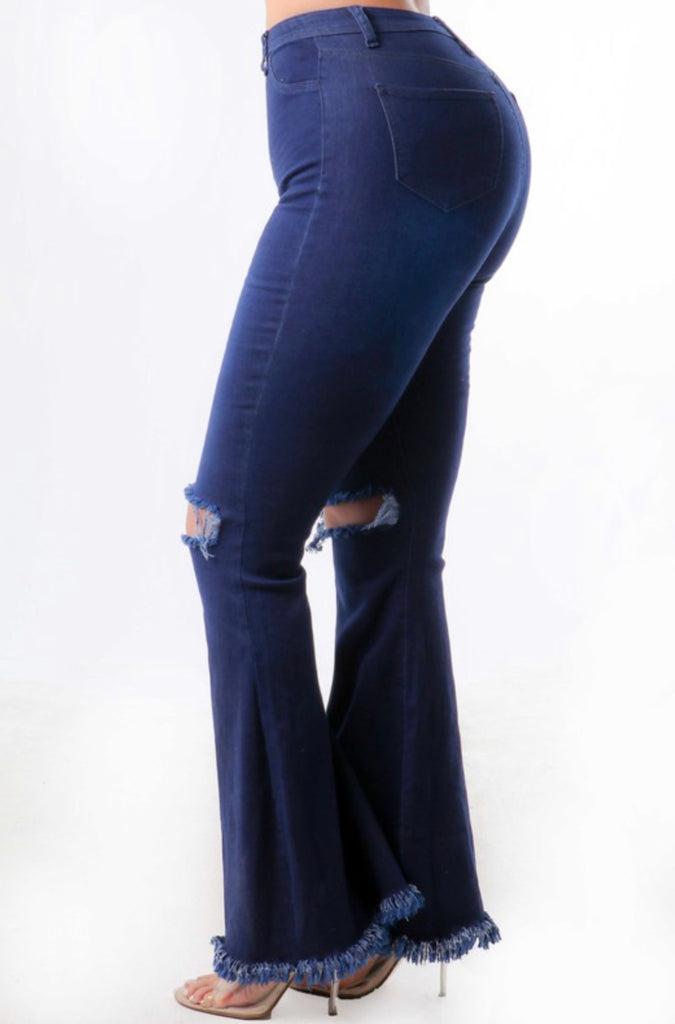Jenae Jeans - Dark Wash
