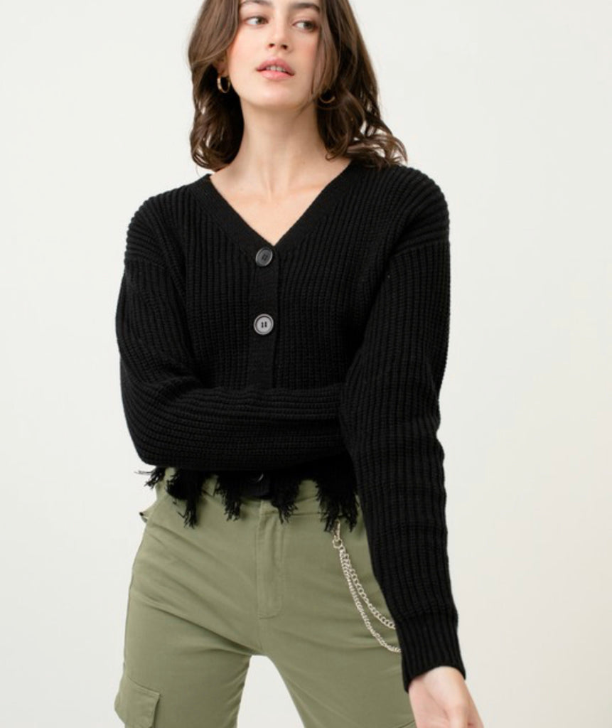 Stella Sweater - Black