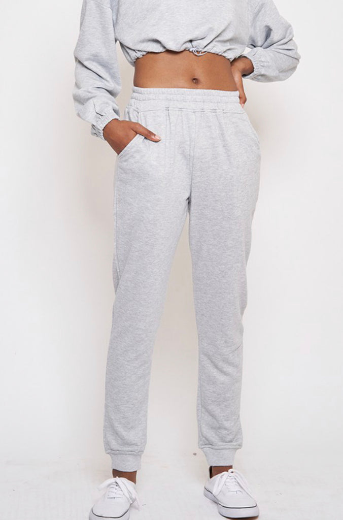 Lexi Sweats - Gray
