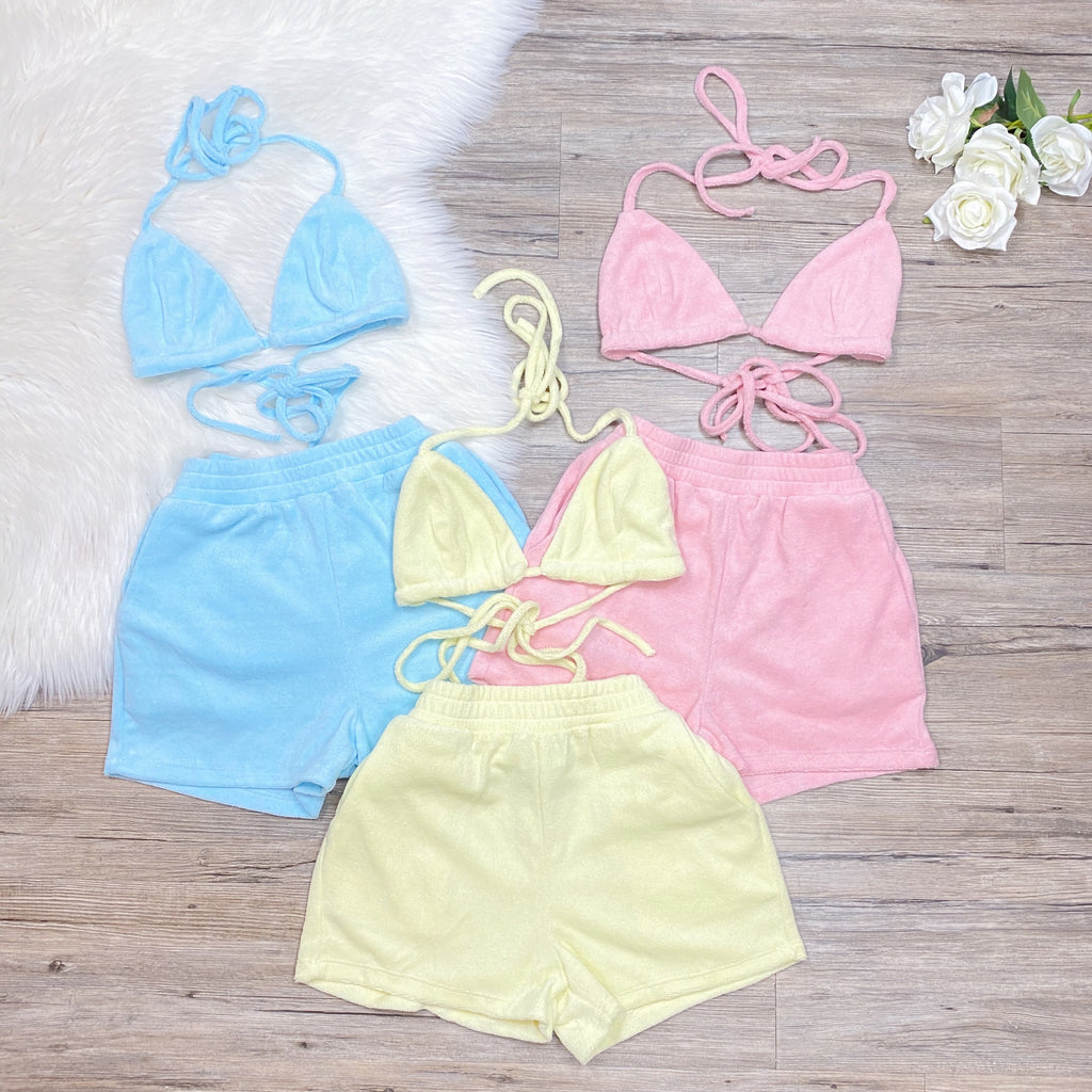 Sugar Rush Set - Yellow