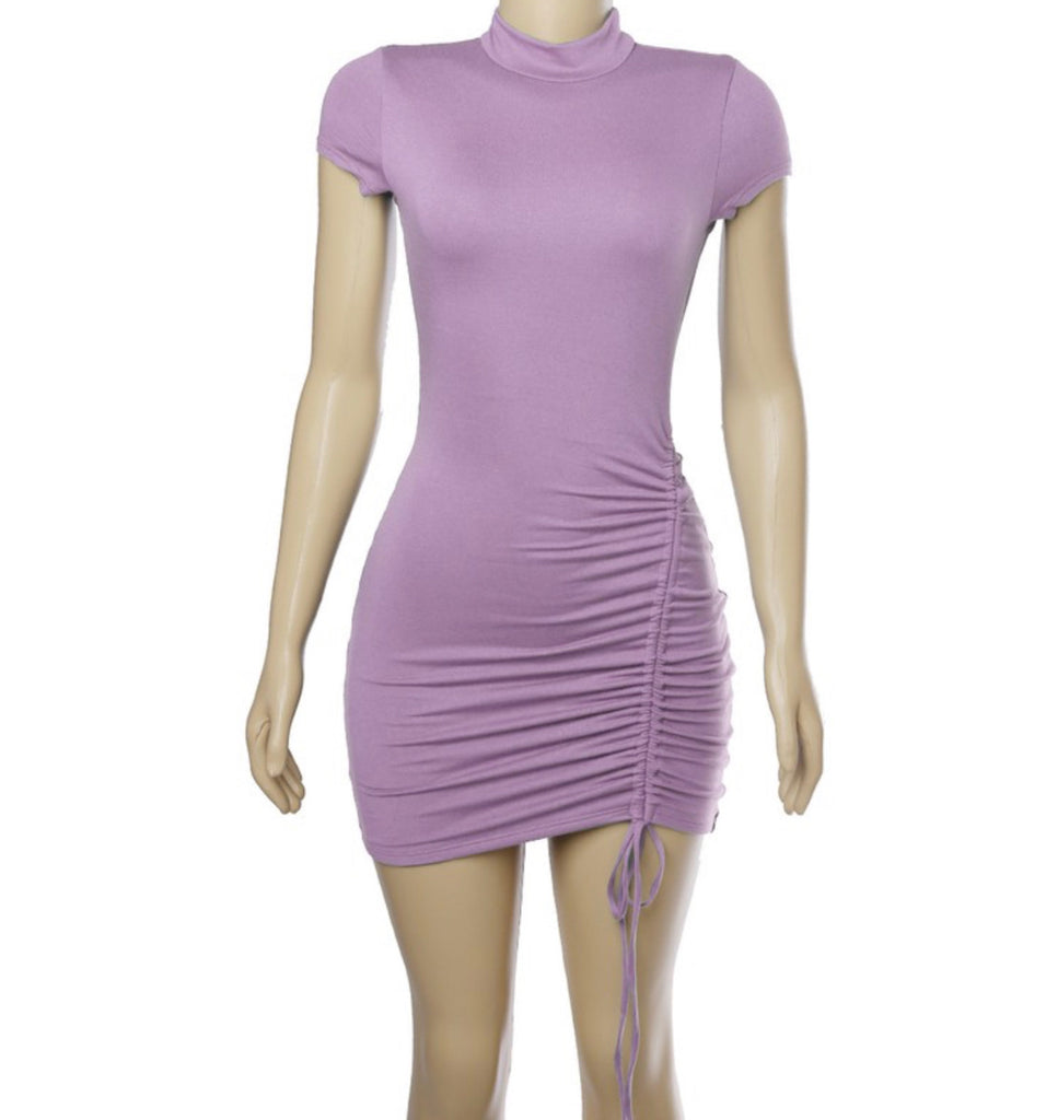 Jazlyn Dress - Lavender