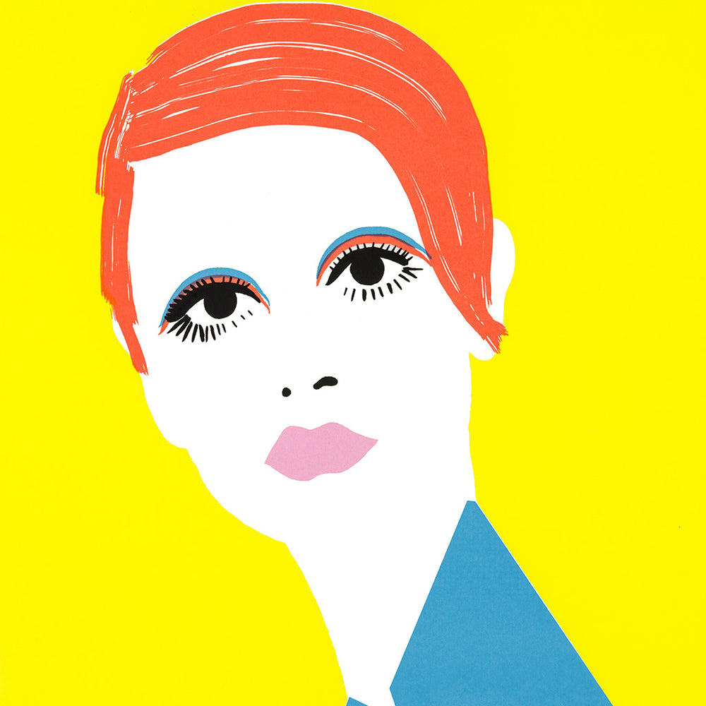 Icon - Twiggy
