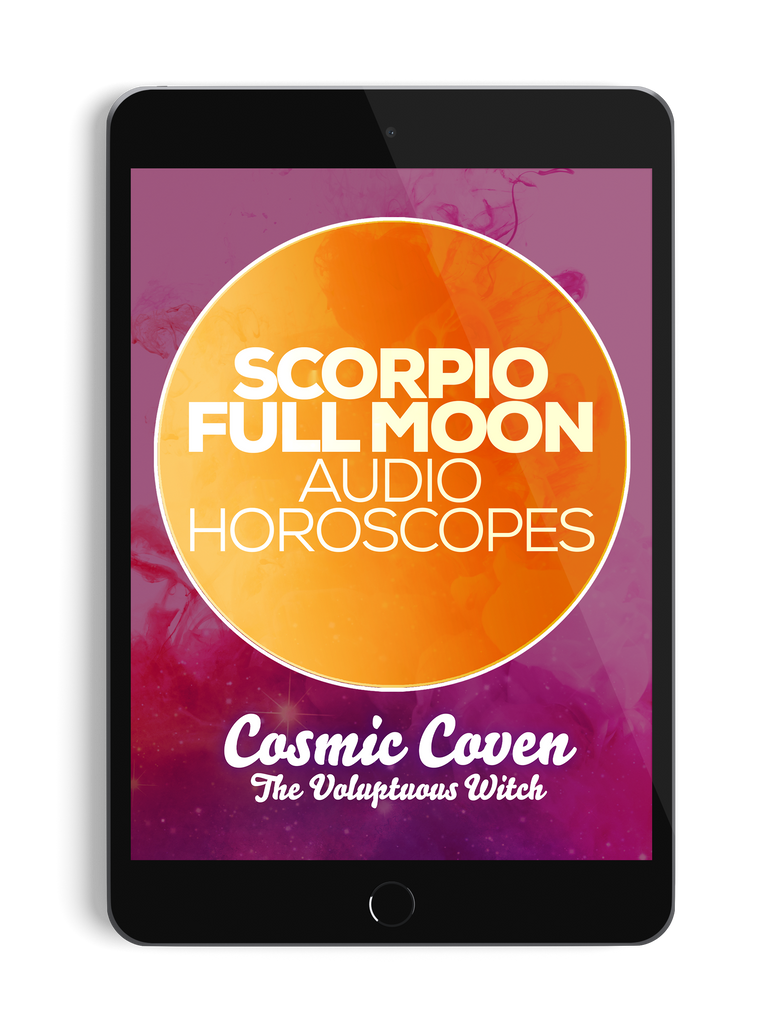 Scorpio Full Moon Horoscopes - thevoluptuouswitch