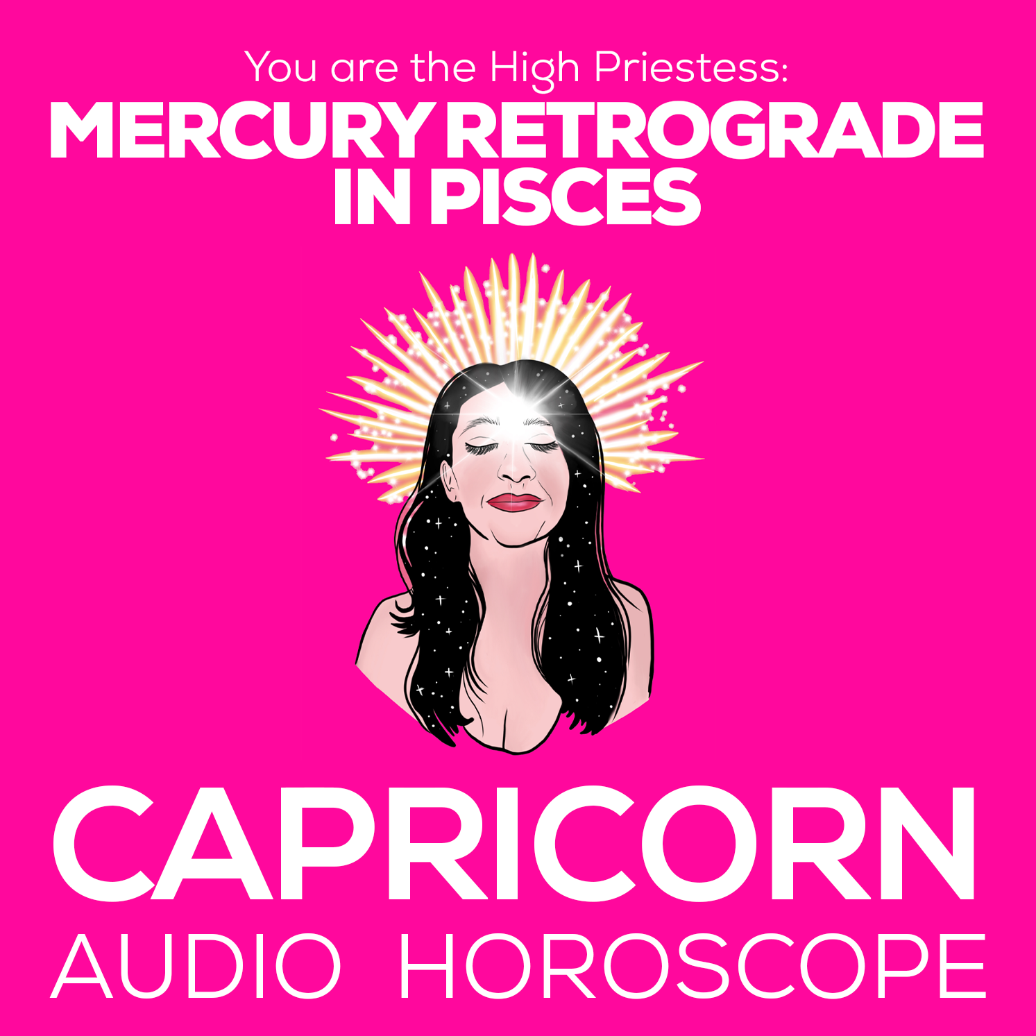 Audio Horoscope - Capricorn