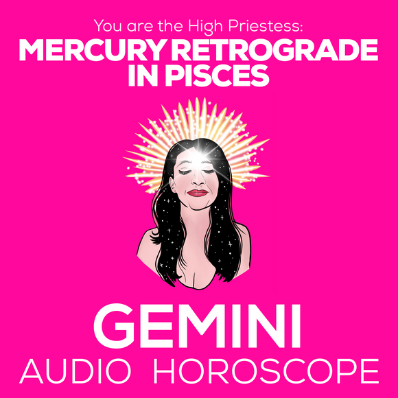 Audio Horoscope - Gemini - thevoluptuouswitch