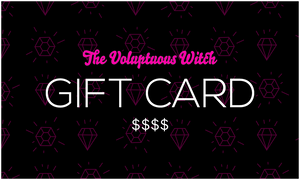 Gift Card - thevoluptuouswitch