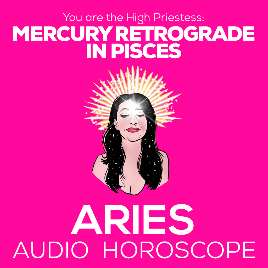 Audio Horoscope - Aries - thevoluptuouswitch