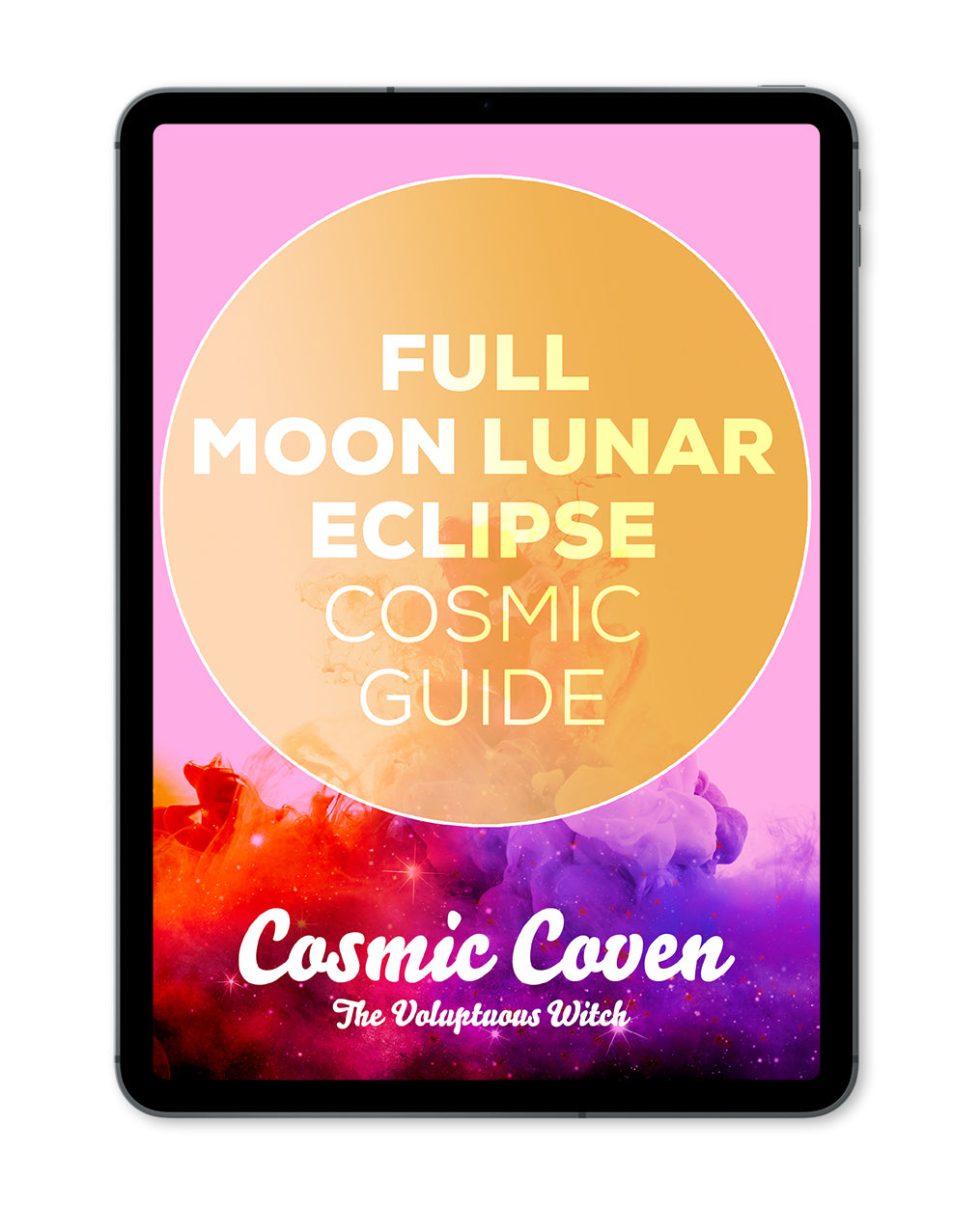 July Full Moon Lunar Eclipse Cosmic Guide