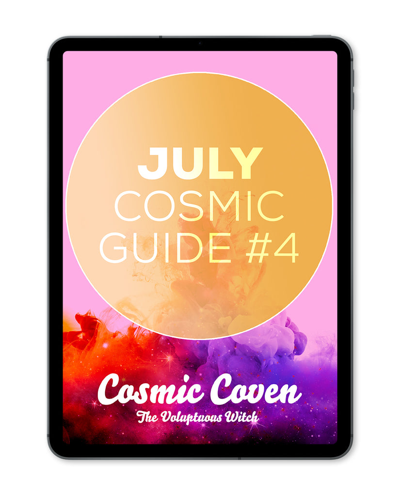 July 2019 Cosmic Guide #4 - thevoluptuouswitch